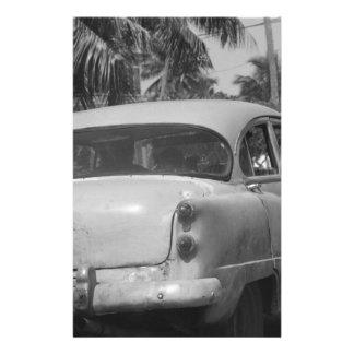 Coche de Cuba Papelería