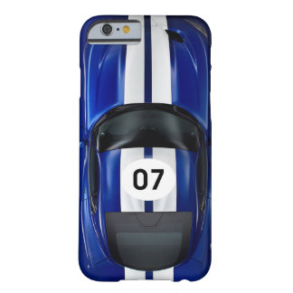 Coche de deportes 07 funda barely there iPhone 6