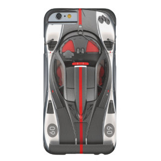 Coche de deportes 09 funda barely there iPhone 6