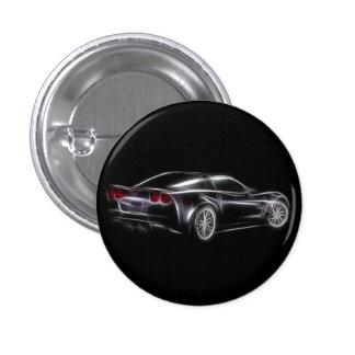 Coche de deportes de Chevy Chevrolet Corvette ZR1 Pin