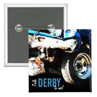 Coche de Derby de la versión parcial de programa Pin Cuadrado