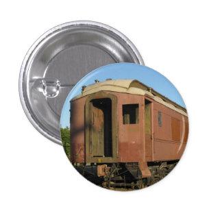 "¡""Coche de ferrocarril! "" Pins"