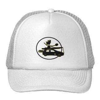 Coche de la bici del kajak - regalos del enfoque gorra