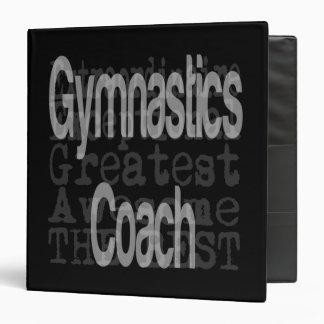 "Coche de la gimnasia Extraordinaire Carpeta 1 1/2"""