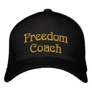 Coche de la libertad gorra de beisbol
