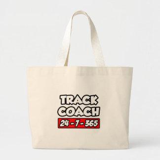 Coche de la pista 24-7-365 bolsa tela grande