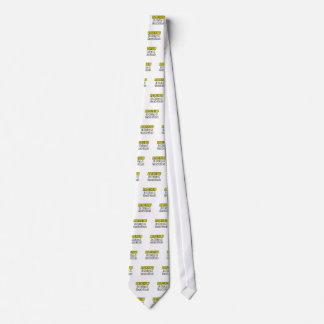 Coche de la pista de la felicidad… corbatas personalizadas