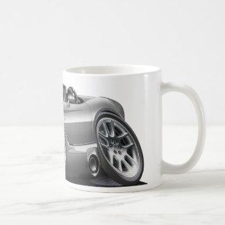 Coche de la plata del automóvil descubierto de la taza