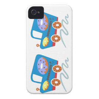 Coche de los buñuelos Case-Mate iPhone 4 carcasa