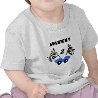 Coche de raza Personalizable Camiseta