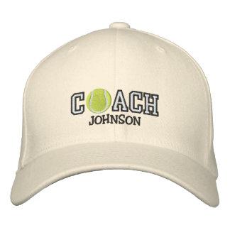 Coche de tenis gorra de beisbol