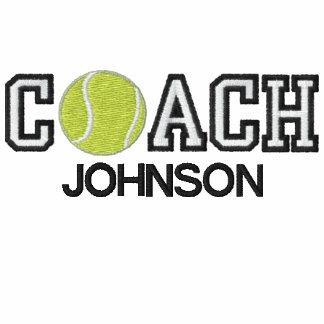 Coche de tenis personalizado sudadera bordada con capucha