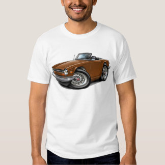 Coche de Triumph TR6 Brown Poleras
