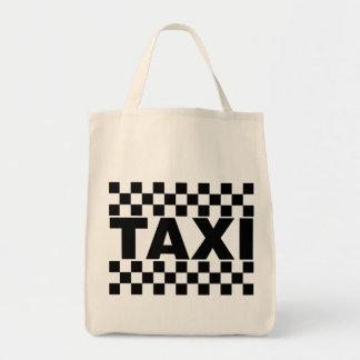 Coche del ~ del taxi del ~ del taxi para el alquil bolsa