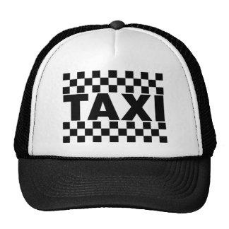 Coche del ~ del taxi del ~ del taxi para el alquil gorras de camionero