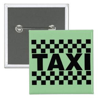 Coche del ~ del taxi del ~ del taxi para el alquil pins