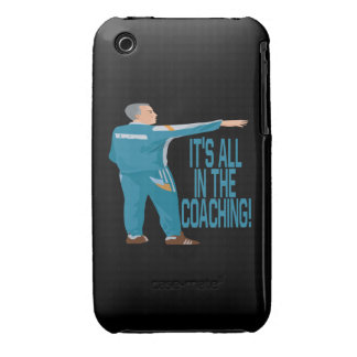 Coche del fútbol Case-Mate iPhone 3 carcasa
