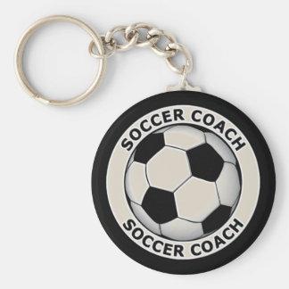 Coche del fútbol llavero personalizado