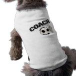 Coche del fútbol (silbido/bola) ropa de perros