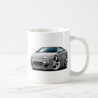 Coche del gris de Nissan 300ZX Taza