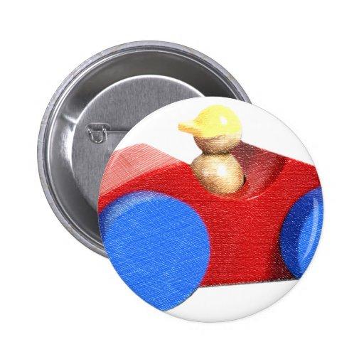 Coche del juguete pins