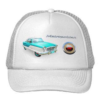 Coche del metropolitano de Nash Gorro De Camionero