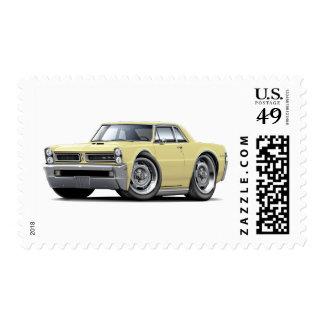 Coche del moreno de 1965 GTO Timbres Postales
