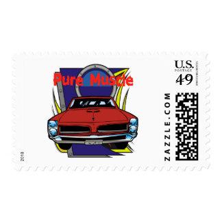 Coche del músculo de 1966 GTO