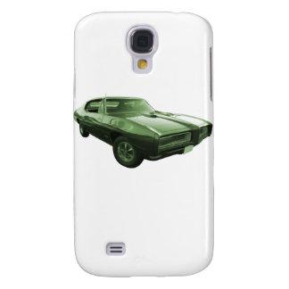 Coche del músculo de 1968 GTO Funda Para Galaxy S4