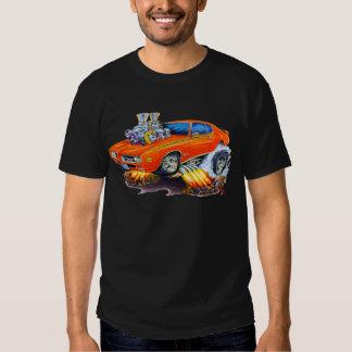 Coche del naranja del juez de 1969 GTO Remeras