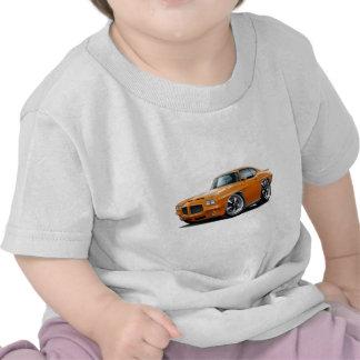 Coche del naranja del juez de 1971 GTO Camisetas