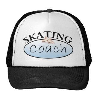 Coche del patinaje artístico gorro