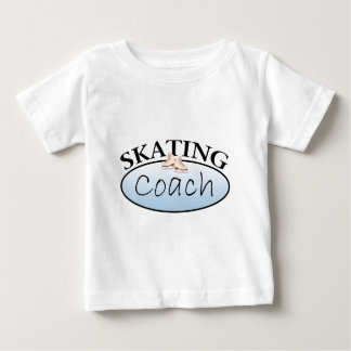 Coche del patinaje artístico playera