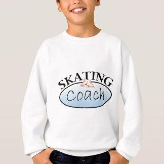 Coche del patinaje artístico sudadera