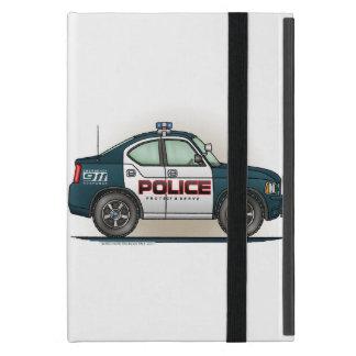 Coche del poli del coche del interceptor de la pol iPad mini cobertura