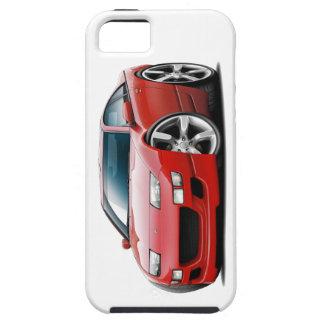 Coche del rojo de Nissan 300ZX Funda Para iPhone SE/5/5s