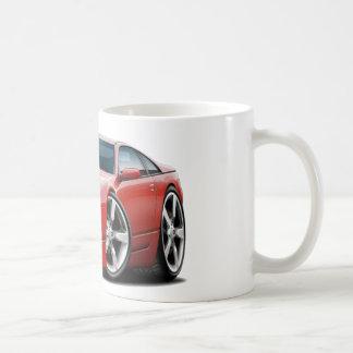 Coche del rojo de Nissan 300ZX Tazas