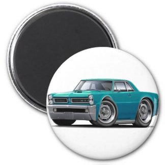 Coche del trullo de 1965 GTO Imán Redondo 5 Cm