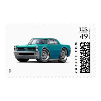 Coche del trullo de 1965 GTO Sellos Postales