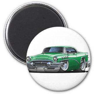 Coche del verde del siglo de Buick Imán Redondo 5 Cm