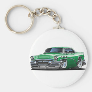 Coche del verde del siglo de Buick Llavero Redondo Tipo Pin
