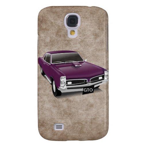 Coche fresco 3G/3GS de la púrpura GTO de la divers