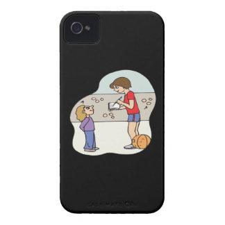 Coche iPhone 4 Case-Mate Cárcasa