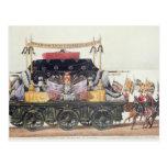 Coche fúnebre del duque de Wellington, 1853 Tarjetas Postales
