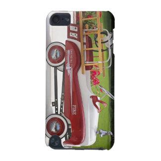 Coche genérico del Firetruck del coche del pedal Funda Para iPod Touch 5G