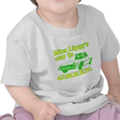 Coche Lippy Camiseta