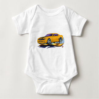 Coche Naranja-Negro 2010 de Camaro Body Para Bebé