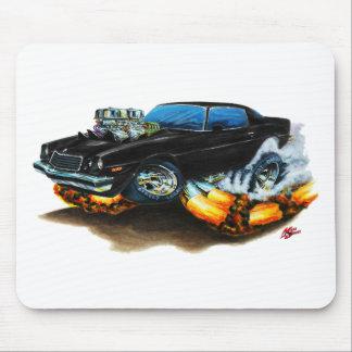 Coche negro 1974-78 de Camaro Tapetes De Ratón
