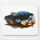 Coche negro 1974-78 de Camaro Tapetes De Raton