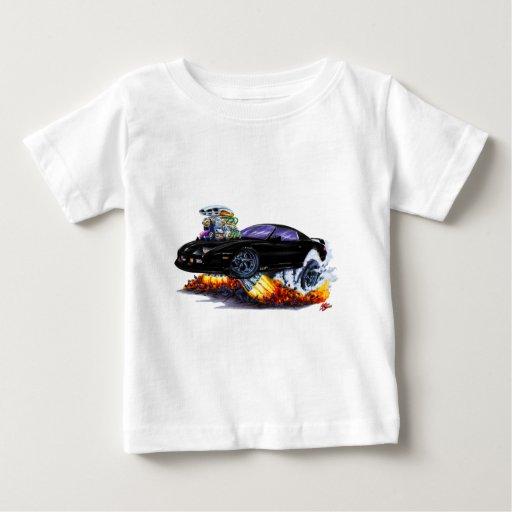 Coche negro 1982-92 de Camaro Camisetas